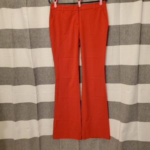 Victoria's Secret red dress pants 4 extra long